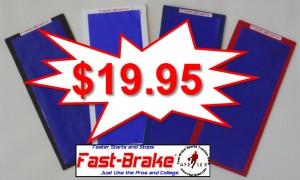 Fast-Brake Personal Base 8x16 - Group - 2