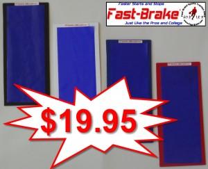 Fast-Brake Personal Base 8x16 - Group