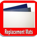 Fast-Brake Replacement Mats