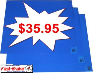 Blue Replacement Mats 30 Large Sheets