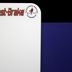 Fast-Brake Sport Mats – Base With Blue Mat