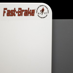 Fast-Brake Sport Mats – Base With Clear Mat