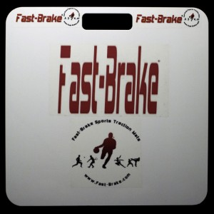 Fast-Brake Sport Mats - Customize Center of Base With Your Large Graphic