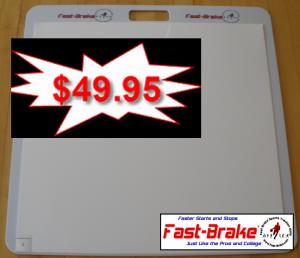 Fast-Brake 18x19 Starter Kit Special