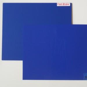Fast-Brake Sport Mats – 18×19 Super Saver Blue Base with Blue Mat