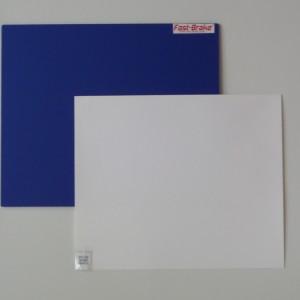 Fast-Brake Sport Mats – 18×19 Super Saver Blue Base with White Mat