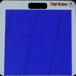 Fast-Brake 18x19 Base with Blue Washable Adhesive Mat